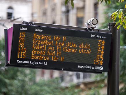Holnaptól a mainál sűrűbb menetrend lép életbe számos fővárosi vonalon
